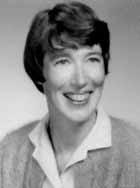 Marianne Evans Dardarian in the 1950s