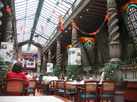 Hotel Geneve Ciudad De Mexico Restaurant