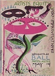 The cover of Improvisations I, 1950