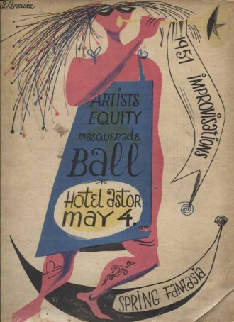 Front Cover 1951 Ball